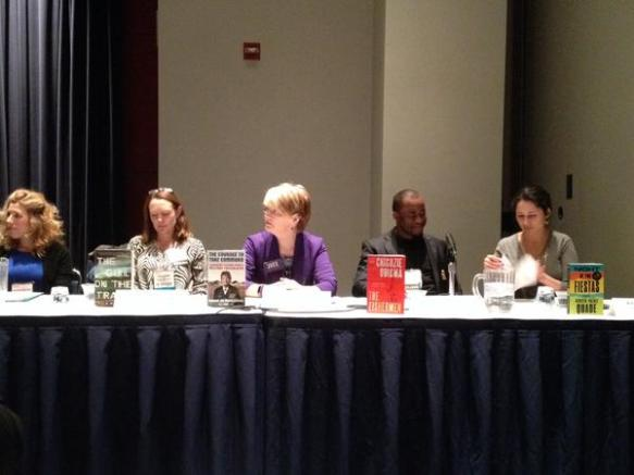 Debut Authors Panel