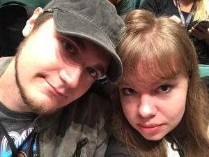 Kate and Jesse Nerdcon